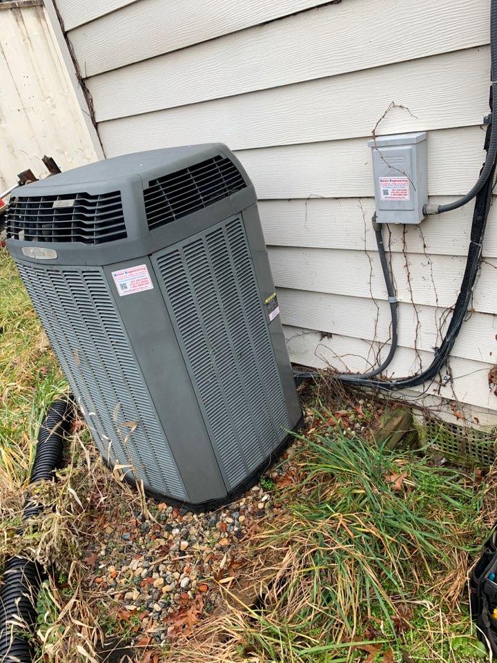 Lanham, MD - Heat pump repair