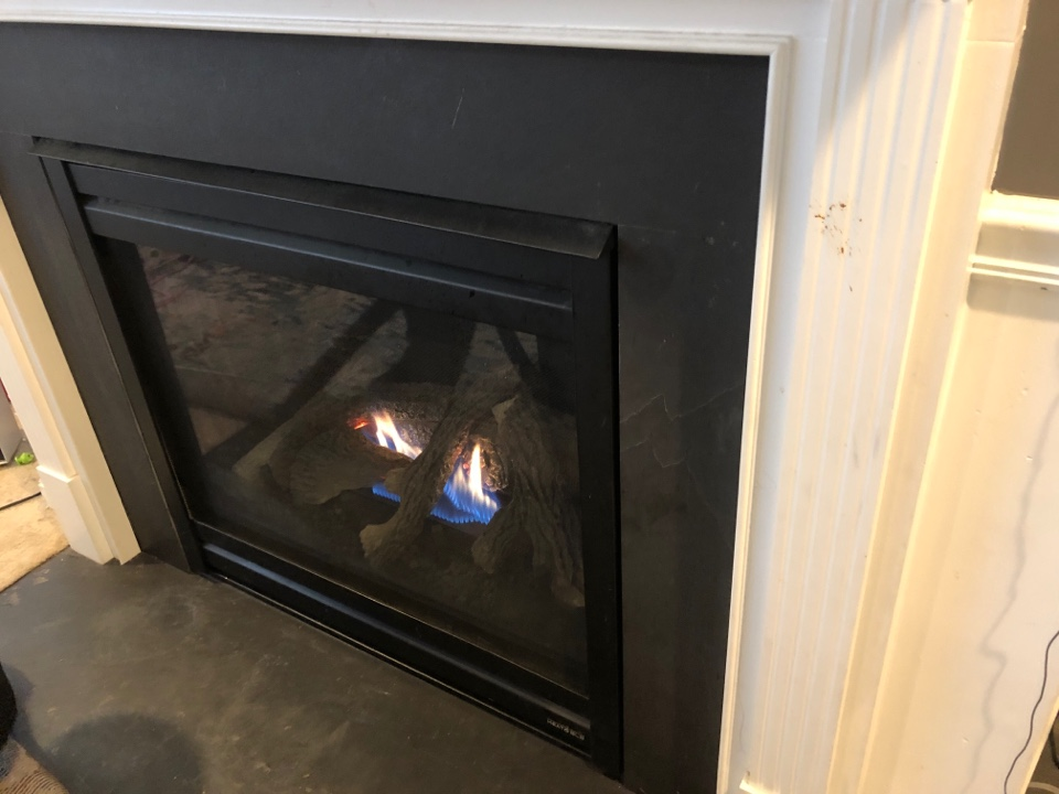 Brandywine, MD - Fire place repair