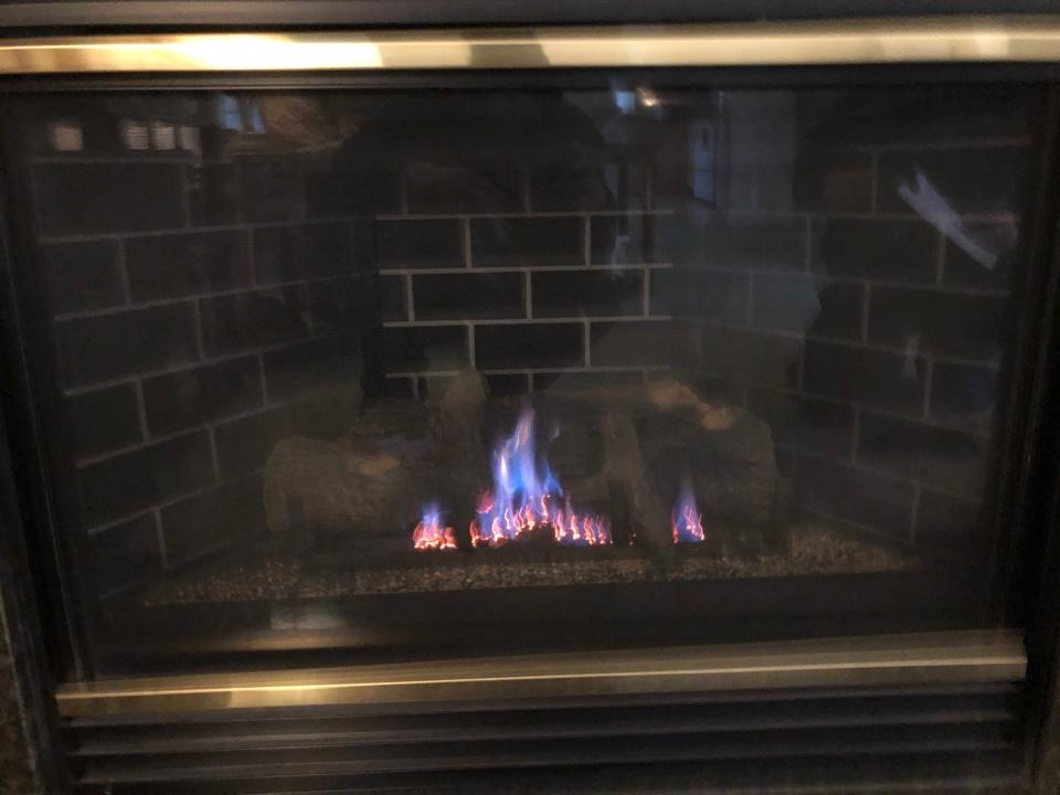 Crofton, MD - Fire place repair