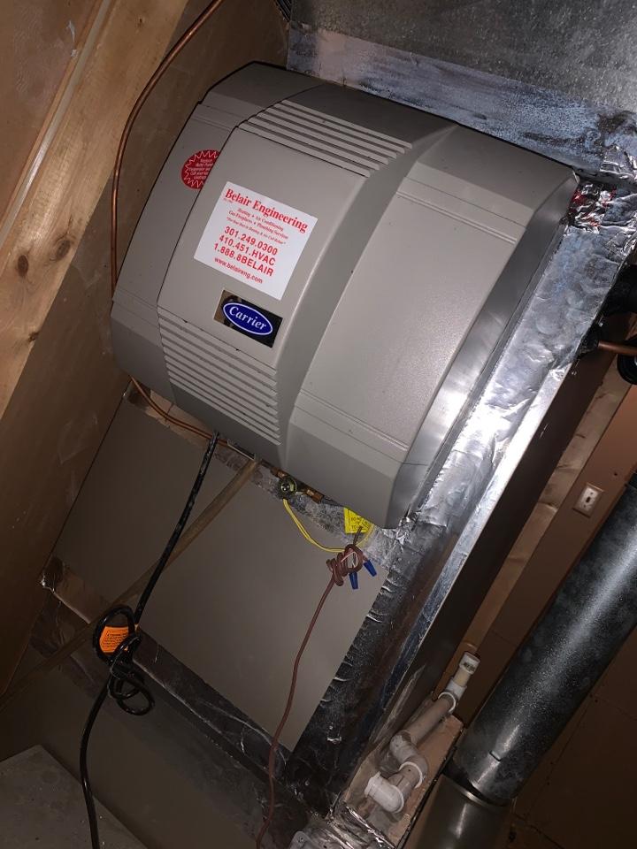Crofton, MD - Humidifier repair