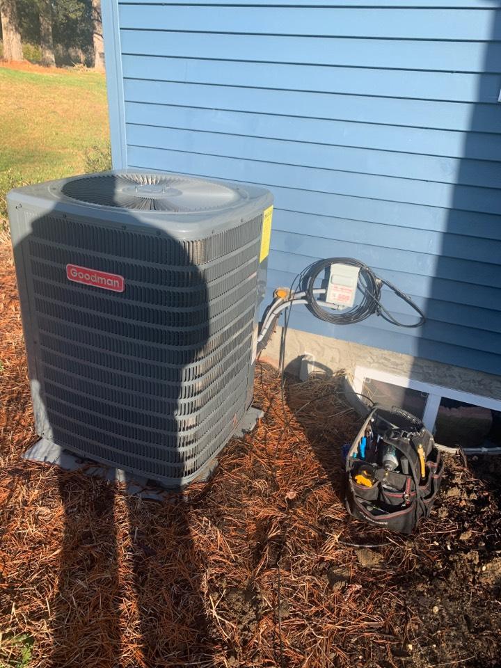 Mitchellville, MD - Heat pump repair
