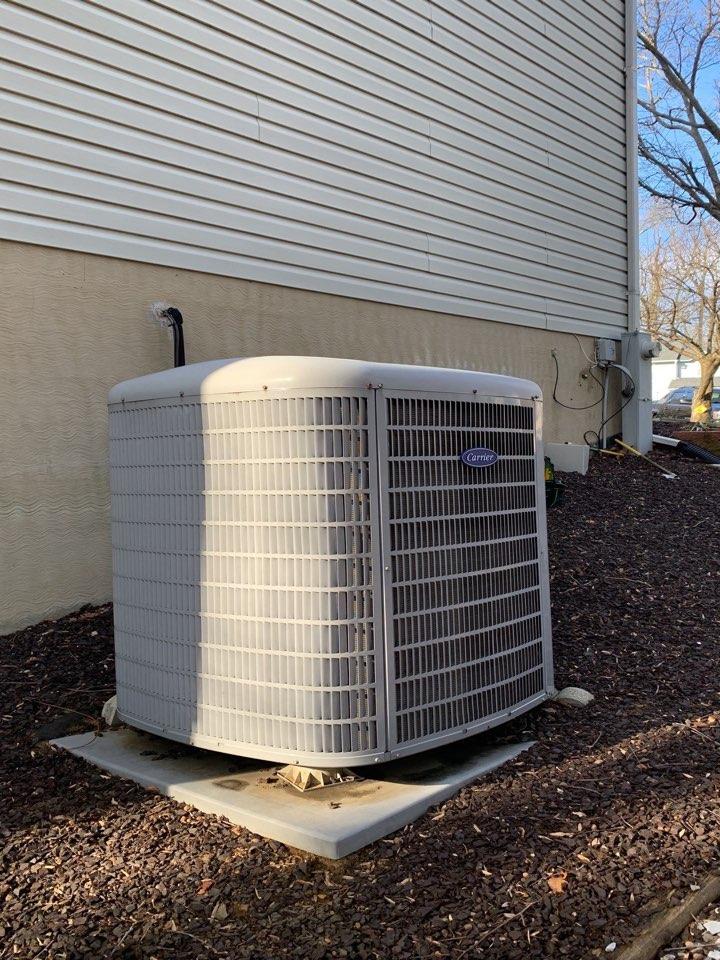 Arnold, MD - Heat pump inspection