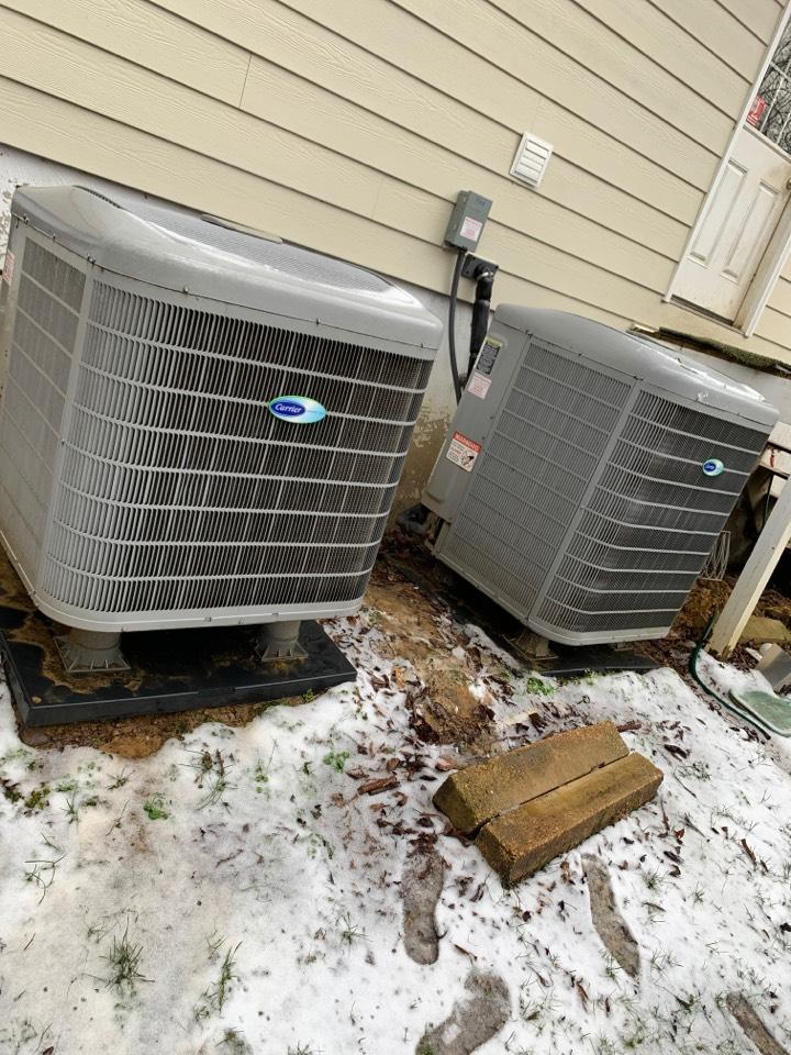 Harwood, MD - Heat pump repair