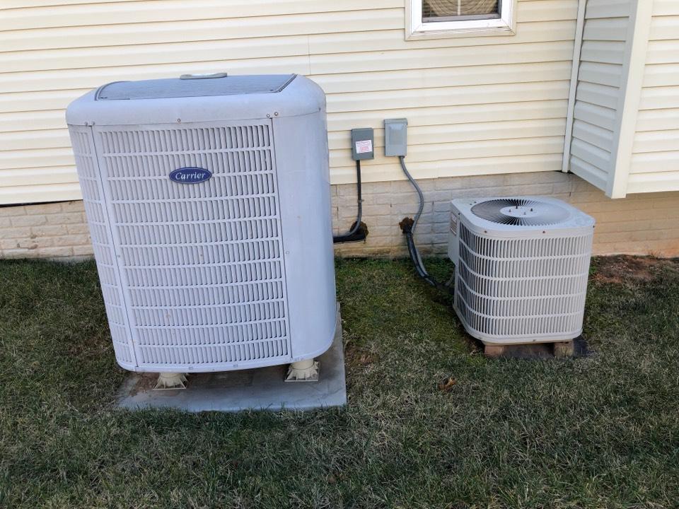 Lanham, MD - Heat pump repairs