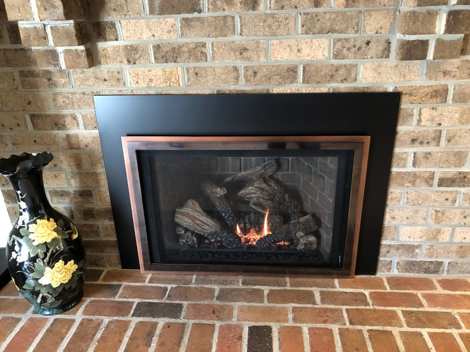 Owings, MD - Fire place repair