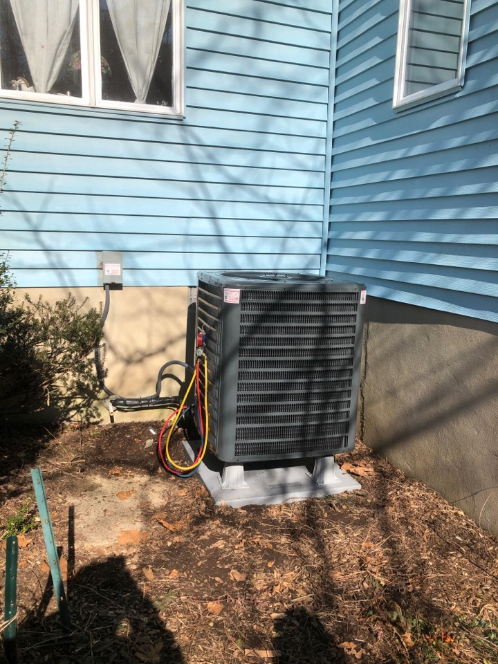 Lothian, MD - Replace heat pump system
