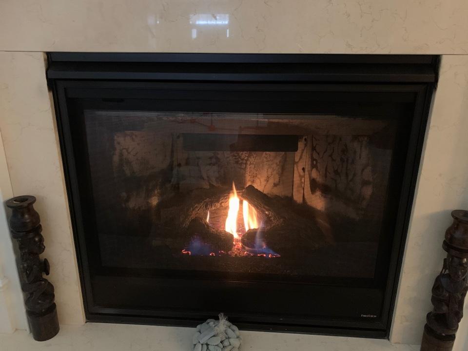 Brandywine, MD - Fireplace diagnostic in Brandywine