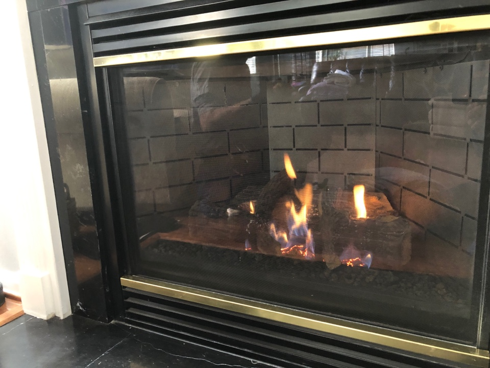 Springdale, MD - Gas fireplace repair