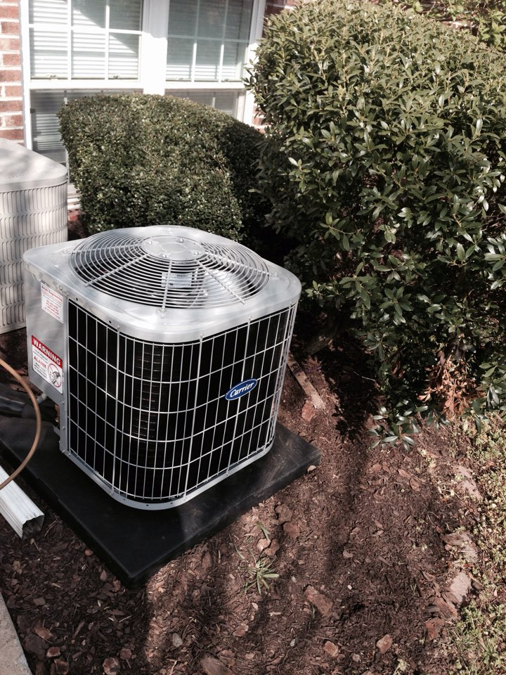Crofton, MD - AC air conditioning & heating system replacement installation service call in Crofton Maryland 21114