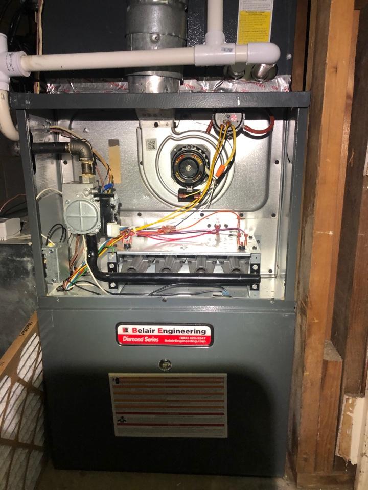 Fort Washington, MD - Heating tune up