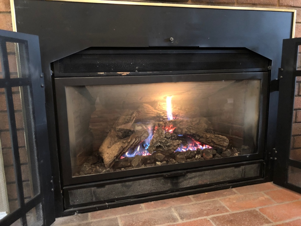 Fort Washington, MD - Gas fire place repair
