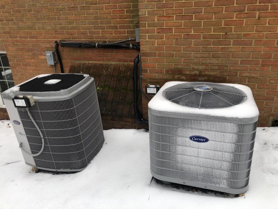 Arnold, MD - Heat pump repairs
