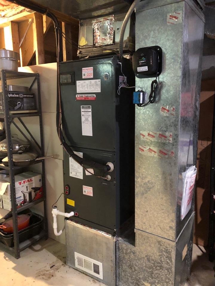 Severn, MD - Heat pump