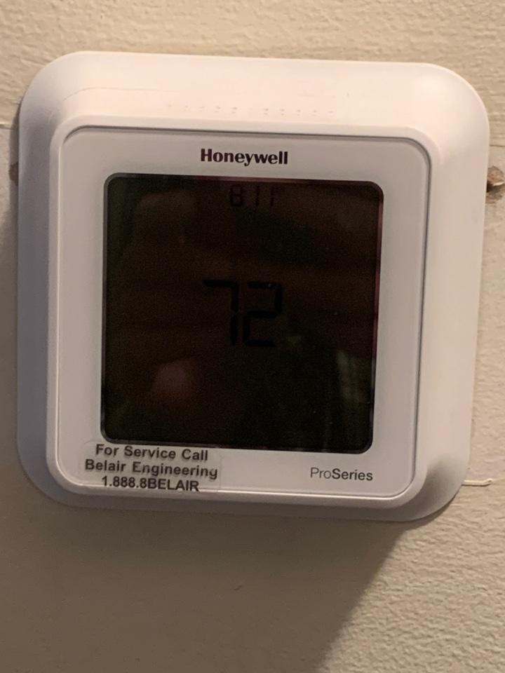 Brandywine, MD - Thermostat service