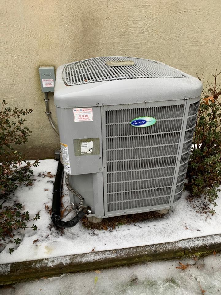 Severna Park, MD - Carrier Heat Pump Service Repair