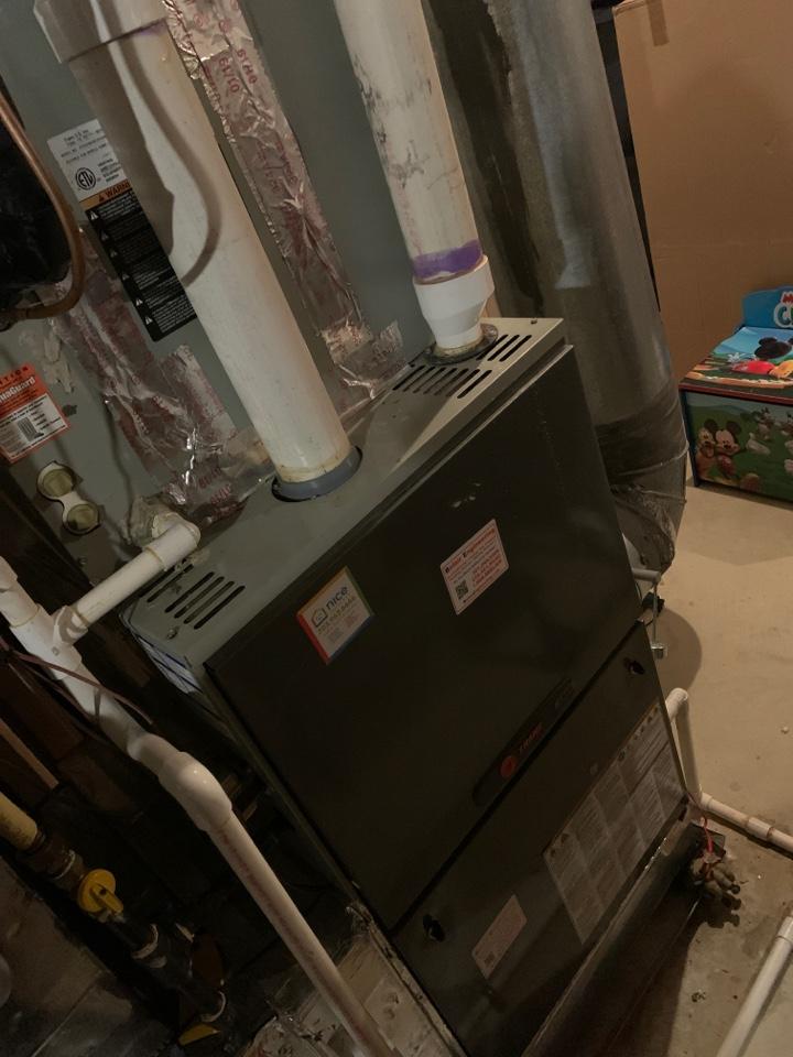 Brandywine, MD - Gas furnace repair