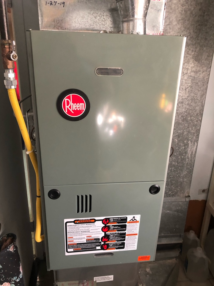 Bowie, MD - Heating service