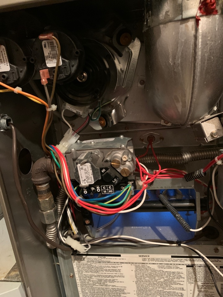 Severn, MD - Carrier Furnace Service Repair