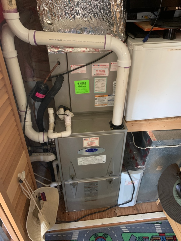 Glenn Dale, MD - Gas furnace repair
