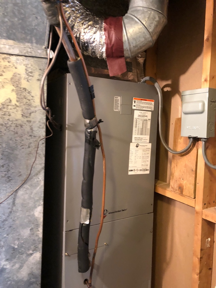 Temple Hills, MD - Replace heat pump system
