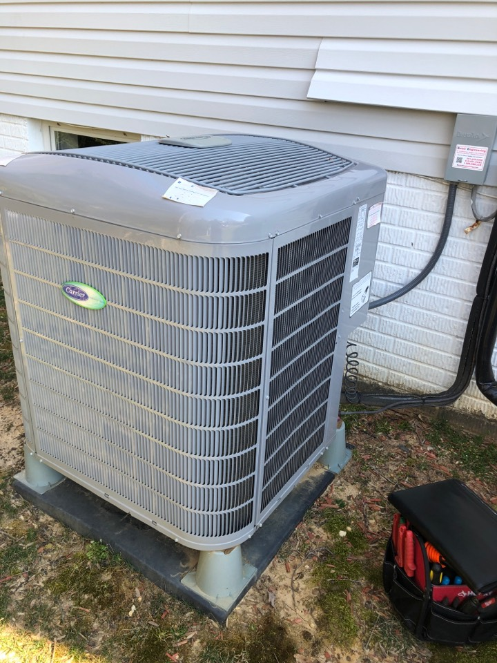 Huntingtown, MD - Carrier Infinity Ac repair services with Flood protection