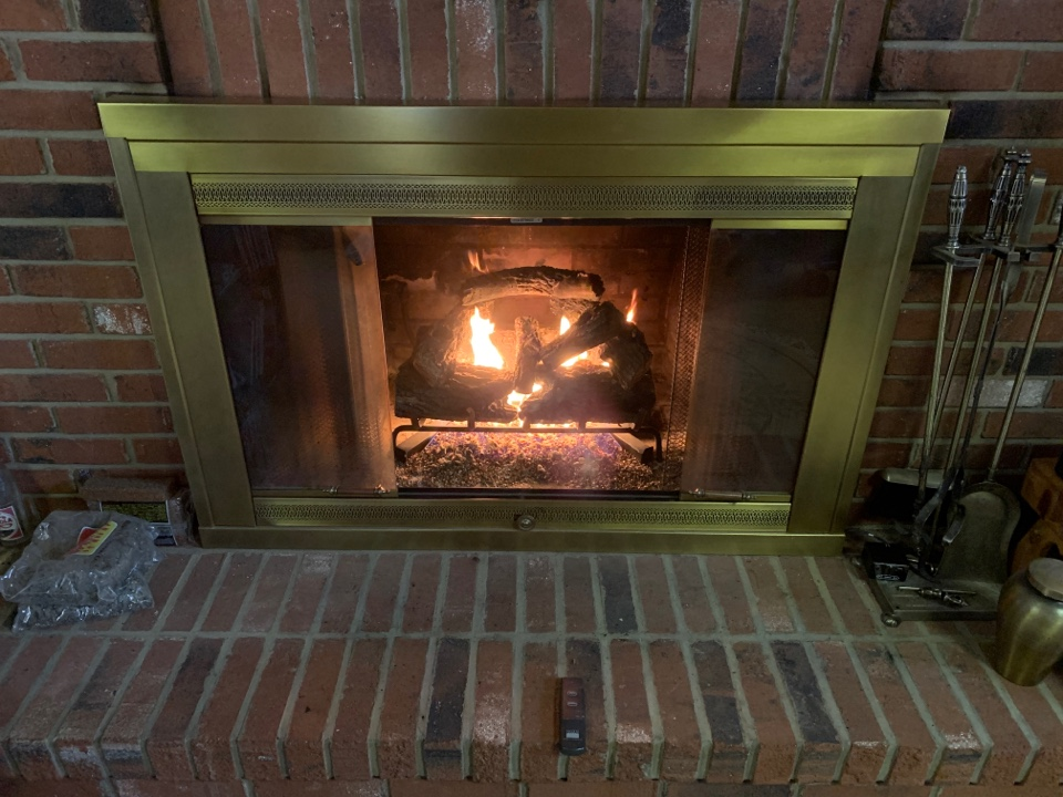 Deale, MD - Fireplace tune up in Deal