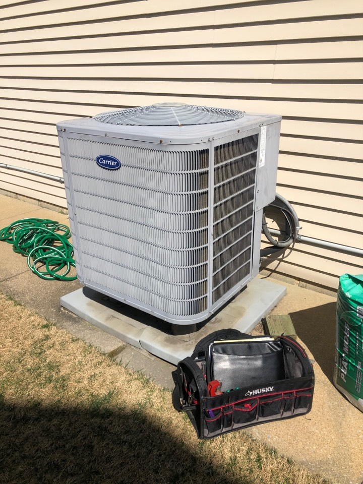 Gambrills, MD - Air conditioning service repair