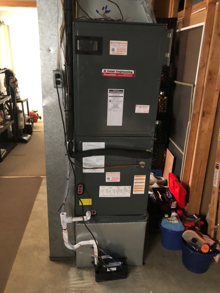 Waldorf, MD - Goodman Ac repair services with Flood protection and Condensate pump