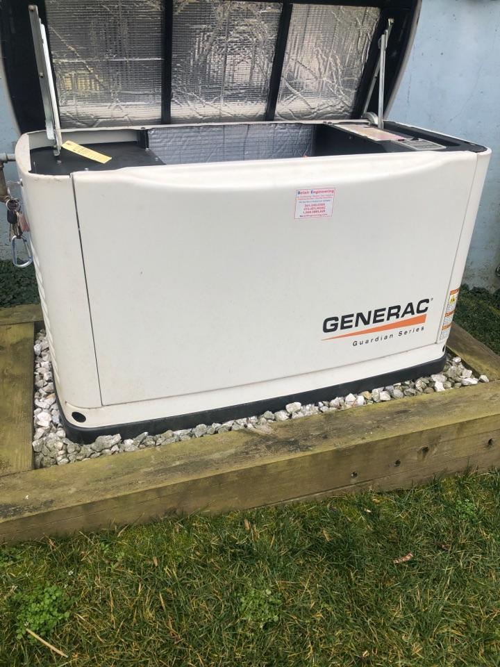 Glenn Dale, MD - Generator tune up
