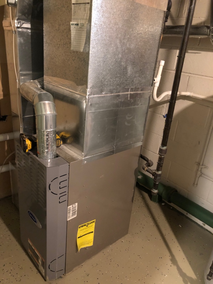Severn, MD - Replace heat pump system