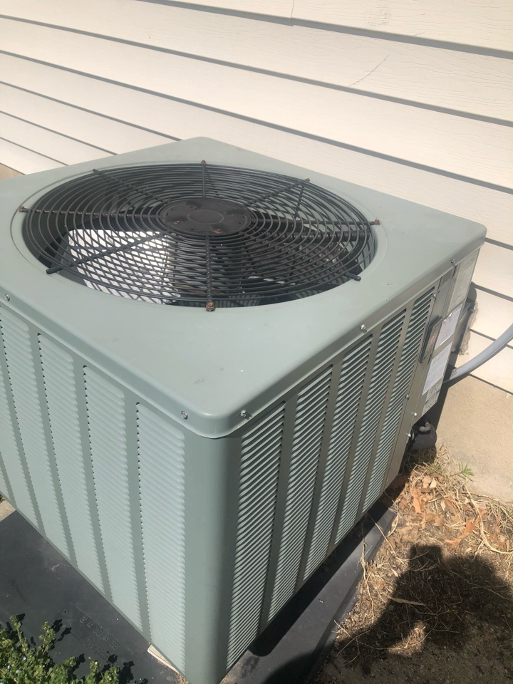 Deale, MD - Heating service call