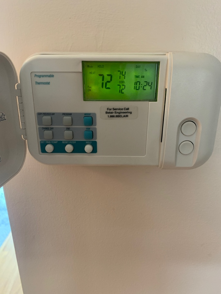 Capitol Heights, MD - Air conditioning repair