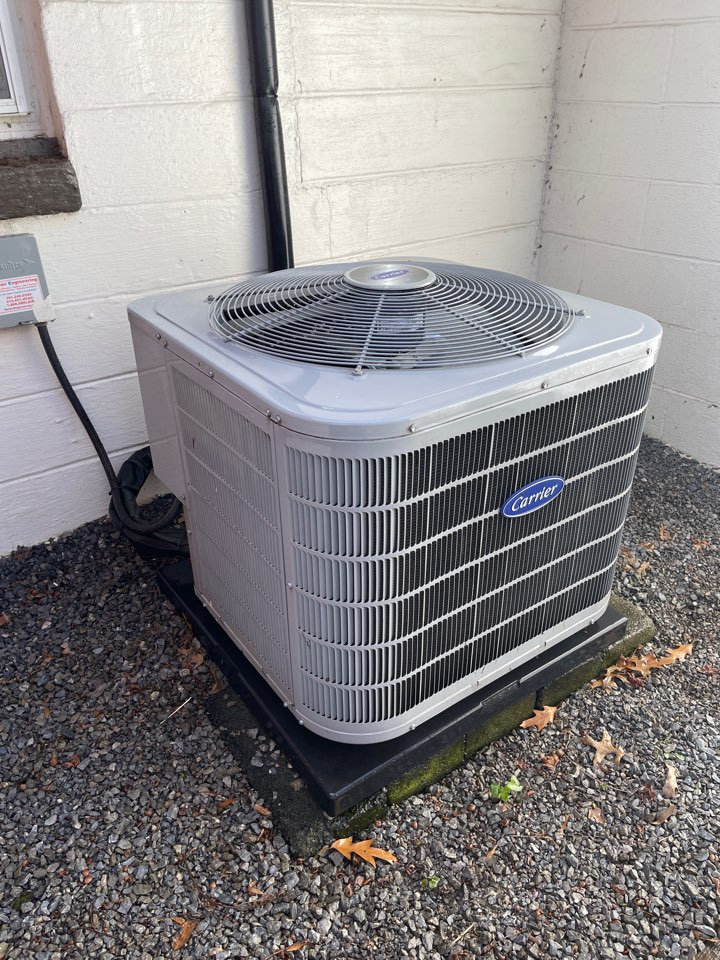 College Park, MD - Carrier air conditioning repair