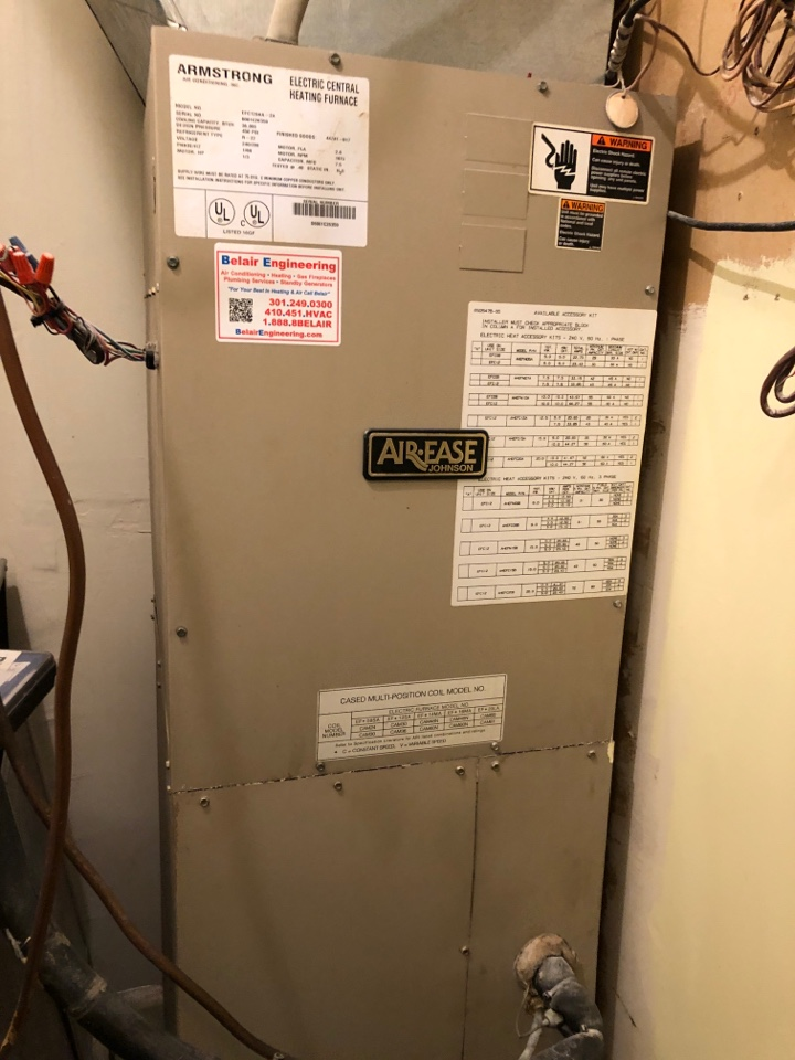 Deale, MD - Ac tune up