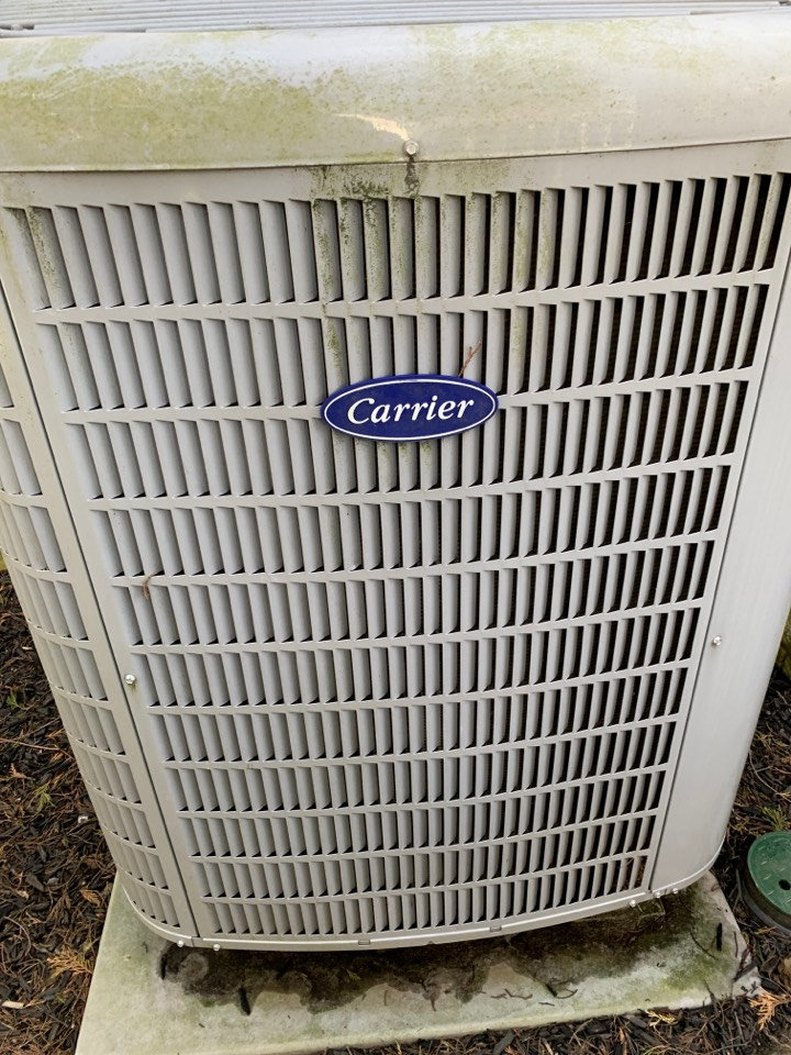 Millersville, MD - Carrier Air Conditioning Service Repair
