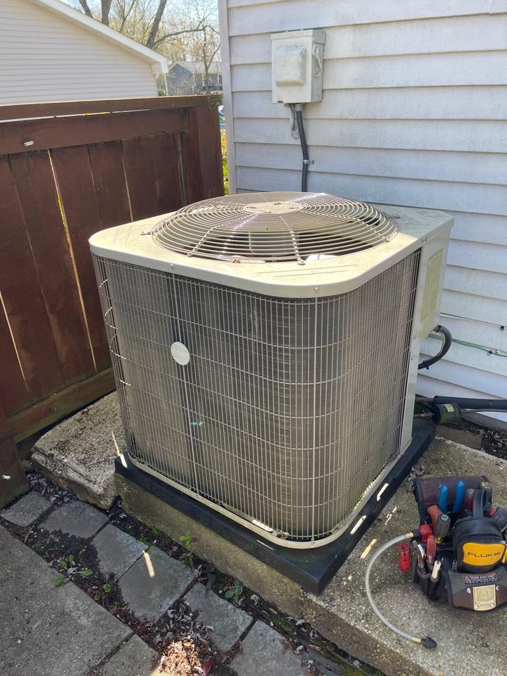 Gambrills, MD - Payne air conditioning repair