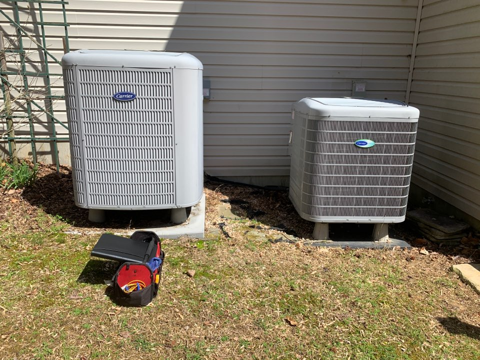 Huntingtown, MD - Air conditioning tune up in Huntingtown, Md