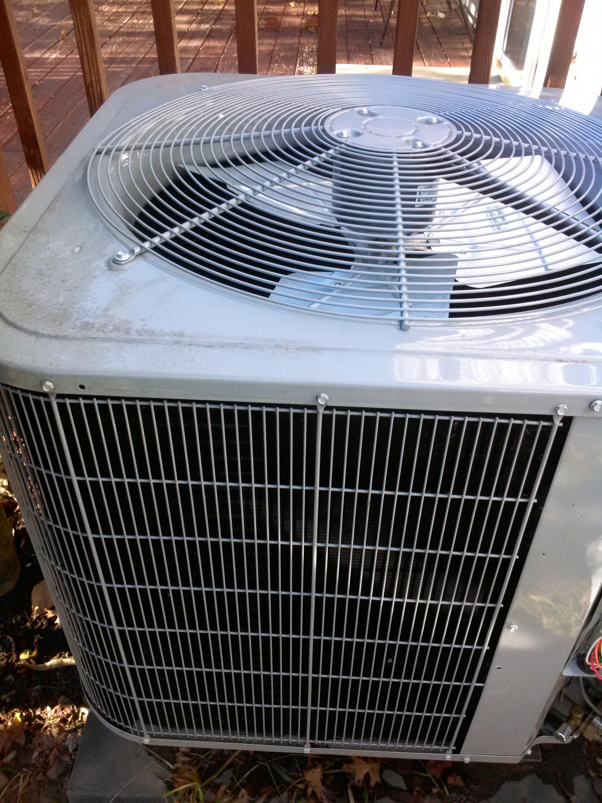 Crofton, MD - Crofton Maryland Carrier AC air conditioning & heating system replacement installation & repair service call.
