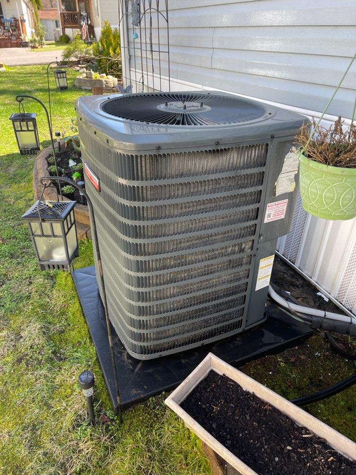Severn, MD - Goodman air conditioning repair