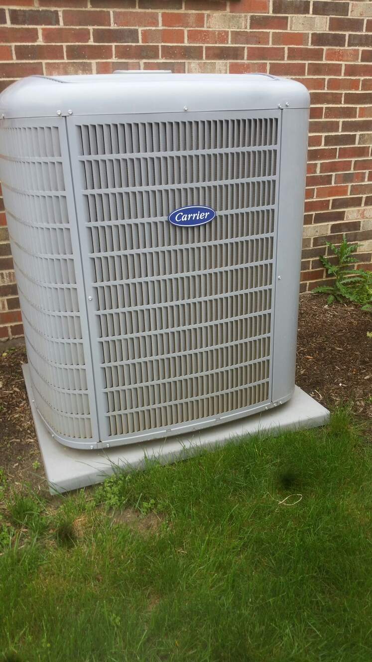 Crofton, MD - Crofton MD A/C air conditioner & cooling system installation maintenance repair service call.