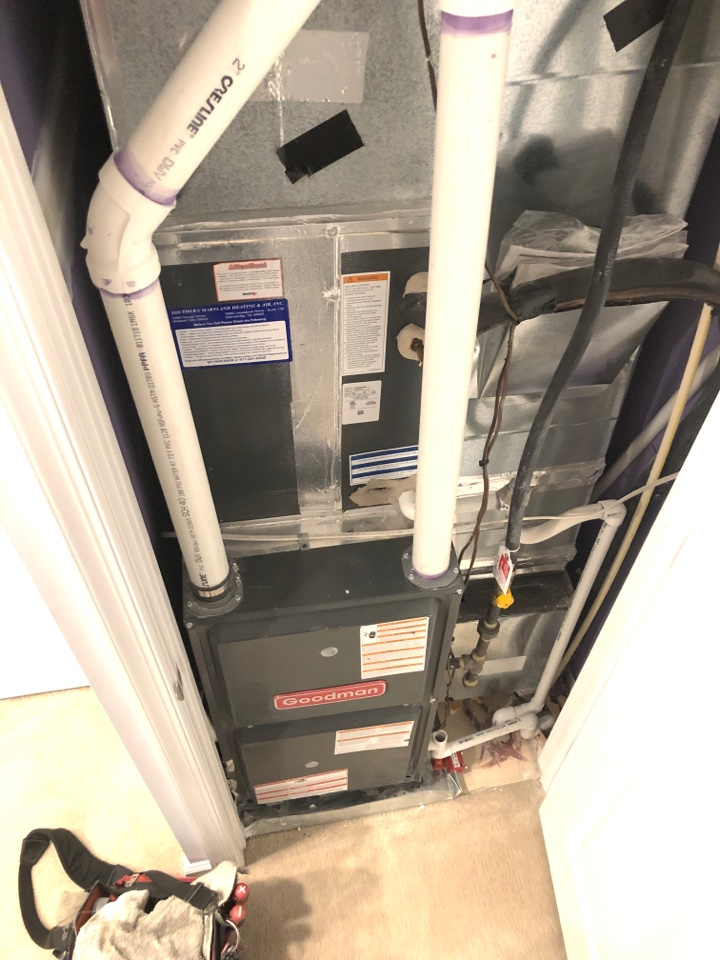 Odenton, MD - Furnace repair