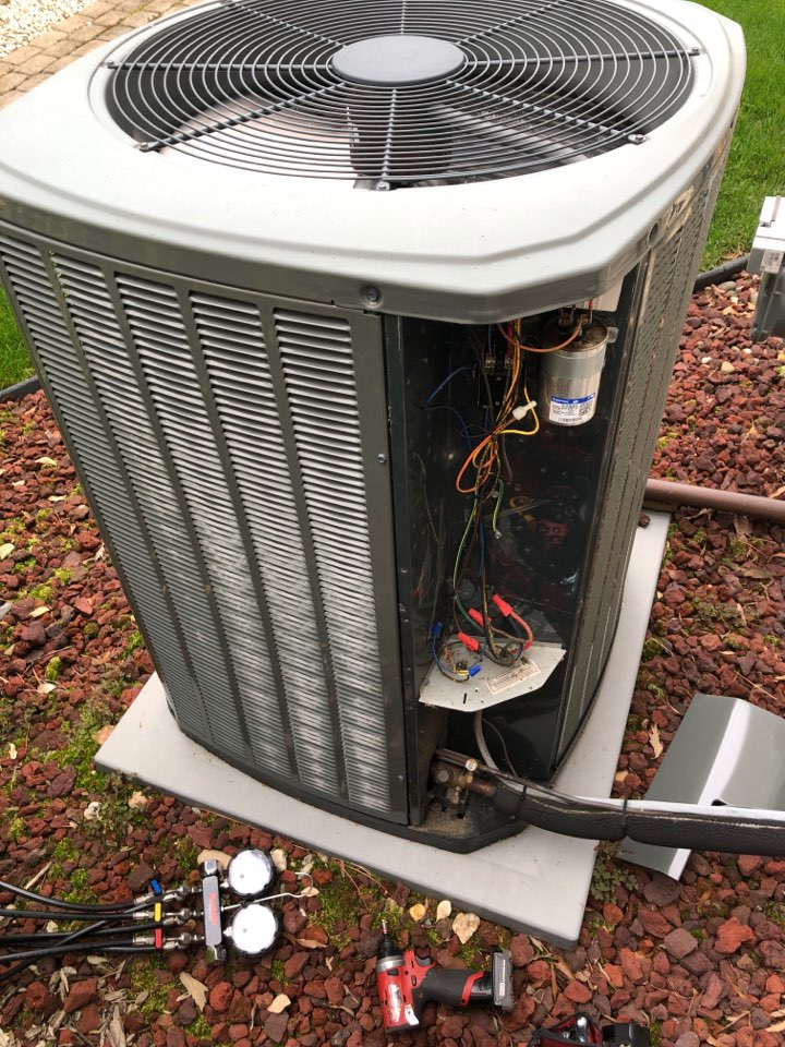 Odenton, MD - Air conditioner repair