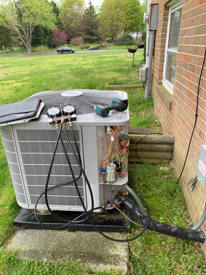 Dunkirk, MD - Carrier Air Conditioning Service Repair