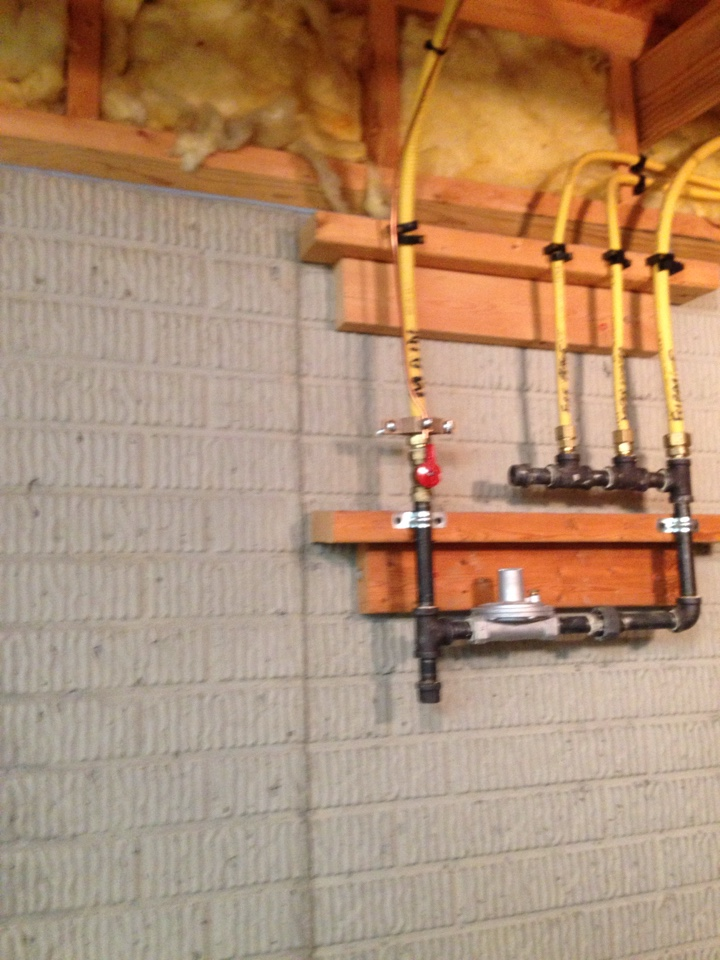 Crofton, MD - Crofton Maryland York heating & air conditioning system replacement installation service call.