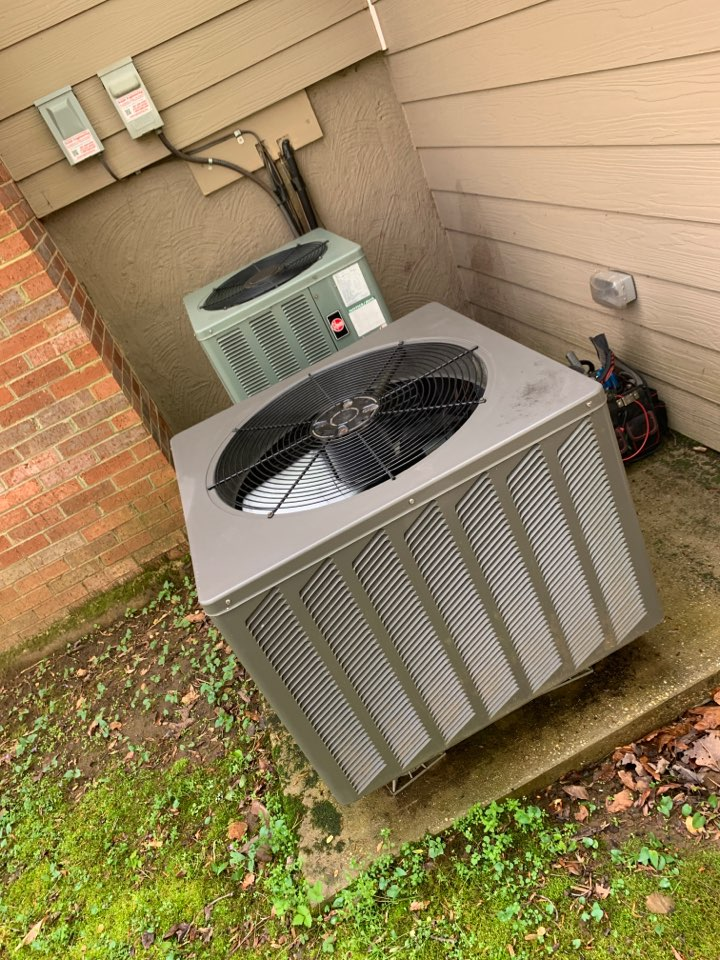 Davidsonville, MD - Heat pump repairs