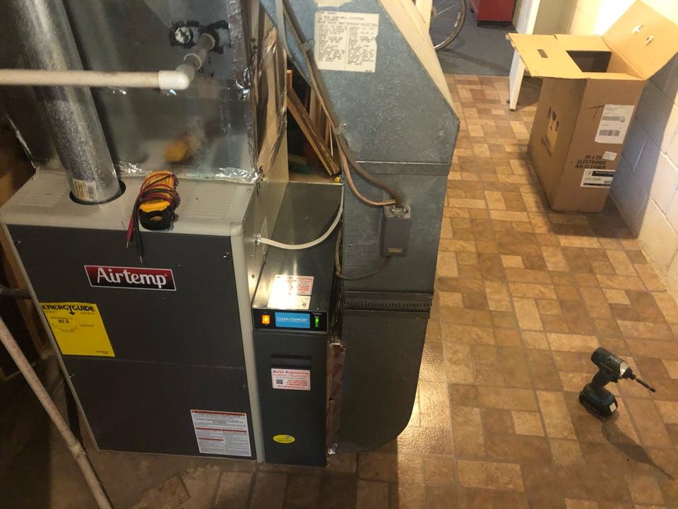 Greenbelt, MD - Eac install