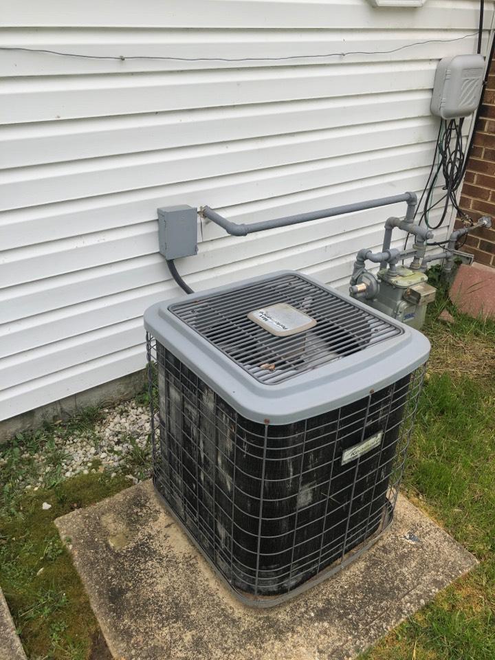 Upper Marlboro, MD - Air conditioner repair