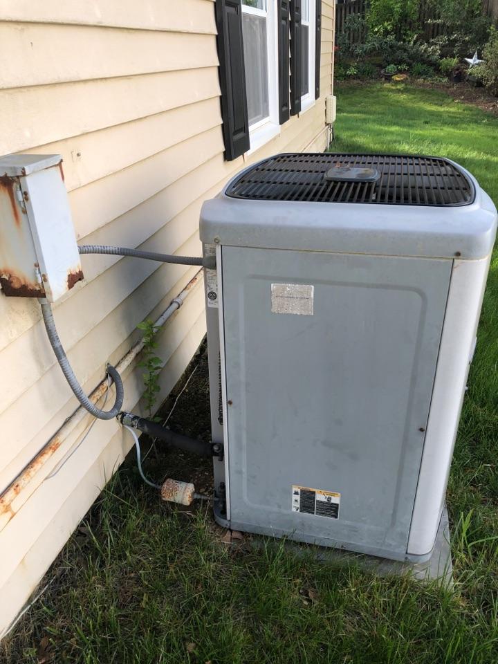 Crofton, MD - AC repairs