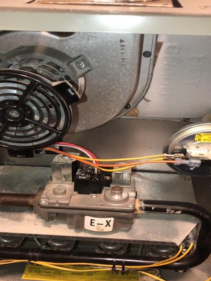 Crofton, MD - Furnace repair