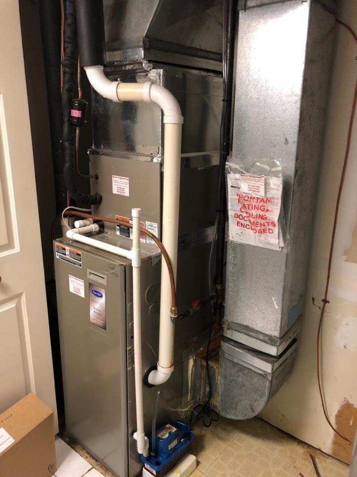 Crofton, MD - Furnace repairs
